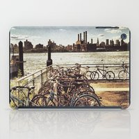 NYC Bikes iPad Case