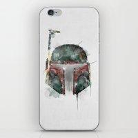 Star Hunter iPhone & iPod Skin