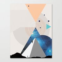 Future Of The Past Canvas Print