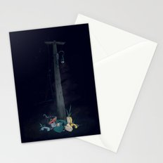Landline Graveyard Stationery Cards