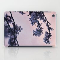 blossoms at dusk iPad Case