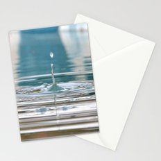 Droplet Stationery Cards