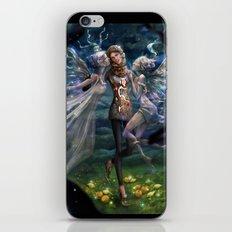 The Secret Garden iPhone & iPod Skin