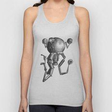 Mr Gutsy Unisex Tank Top