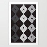 Battlestargyle - BSG Art Print