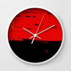 LONG TIME TO TOMORROW - #3 METRO Wall Clock