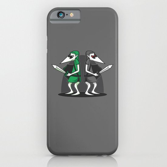 Link Vs Link iPhone & iPod Case