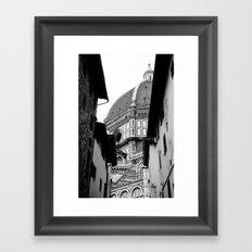 DUOMO IV Framed Art Print