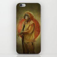 Master O. iPhone & iPod Skin