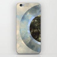 Adan & Iblis iPhone & iPod Skin