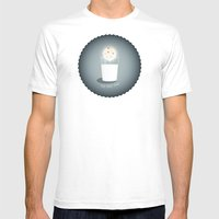 Full Cookie Rising Mens Fitted Tee White SMALL