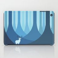 Blue Forest iPad Case