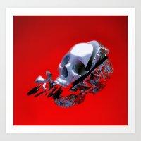 Reorientation Art Print