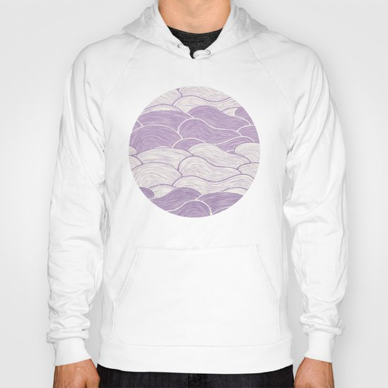 The Lavender Seas Hoody