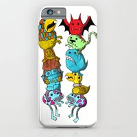 Chicken Fight! iPhone 6 Slim Case