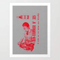 self repair Art Print