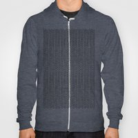 Knit Outline Hoody