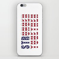 Stronger Together iPhone & iPod Skin