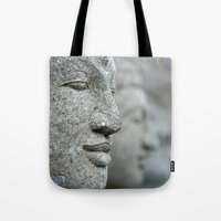 An Echo Of Here And Now Tote Bag