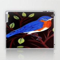 Pretty bird Laptop & iPad Skin