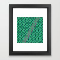 Hey, Look Over There Framed Art Print