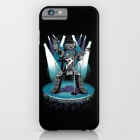 iPhone & iPod Case featuring Jukebox Hero by Chris Phillips