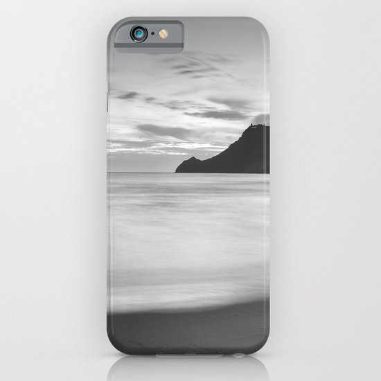 Silver sea. BN iPhone & iPod Case