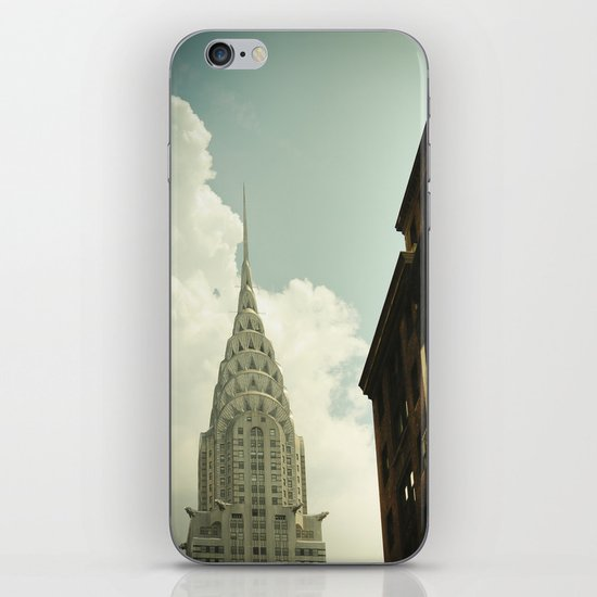 The city of the fighting styles iPhone & iPod Skin