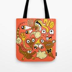 Oh, no.  Tote Bag
