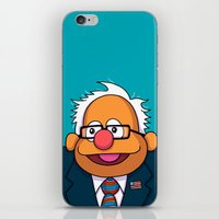 Ernie Sanders 2016 iPhone & iPod Skin
