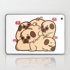 Puglie Grumblie Laptop & iPad Skin