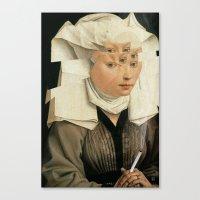 van Weyden und das Laster Canvas Print
