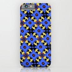 Beetles Pattern Slim Case iPhone 6s