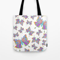Colors In The Sky Tote Bag