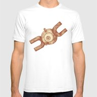 T-shirt featuring Magnemite by Pkarnold