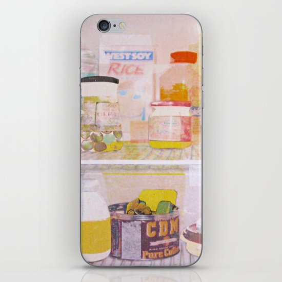 Starving Artist (A.D) iPhone & iPod Skin