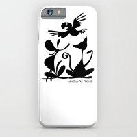 Pet Logo iPhone 6 Slim Case