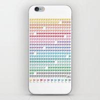 Calendar 2014 iPhone & iPod Skin