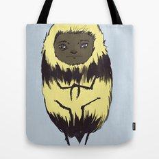 Bee Girl Tote Bag