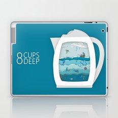 8 CUPS DEEP Laptop & iPad Skin