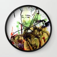 Life Without Freedom Wall Clock