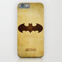 Bat Man iPhone 6 Slim Case