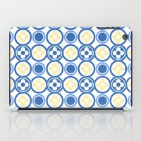 Floor tile 7 iPad Case