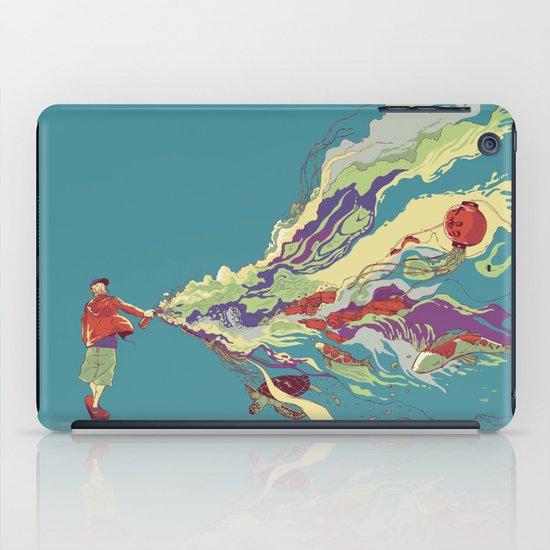 Bring it back iPad Case