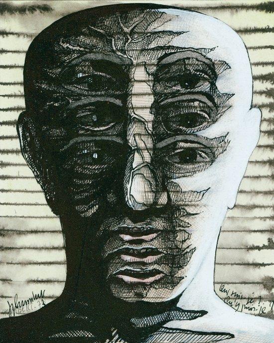Who am I? Canvas Print