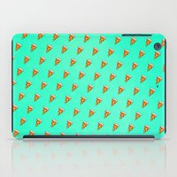 Cool And Trendy Pizza Pa… iPad Case