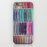 iPhone & iPod Case featuring Pastels by Christine Hall