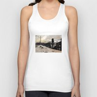 Two Towers Unisex Tank Top