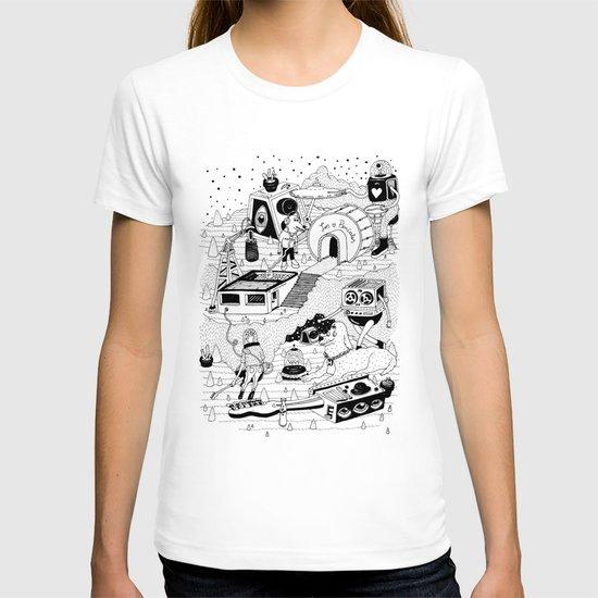 EL TANQUE CARCEDO T-shirt