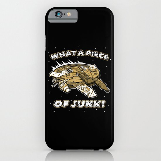 What a Piece of Junk! iPhone & iPod Case